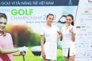 Hôm nay, 200 tay golf tranh tài tại giải golf vì tài năng trẻ Việt Nam