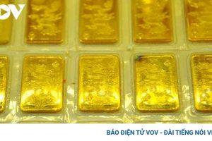 Giá vàng trong nước quay đầu tăng mạnh