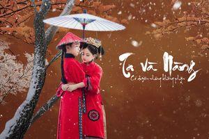 Ngộ nghĩnh bộ ảnh 'Diên hy công lược'' phiên bản Việt của 2 nhóc tỳ cực đáng yêu