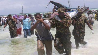 Số người chết do chìm phà ở Tanzania tăng lên 136