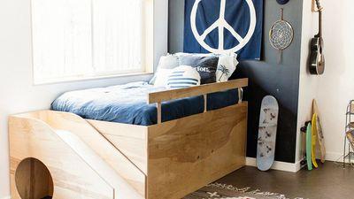 Những mẫu thiết kế độc đáo phòng cho bé cha mẹ nên tham khảo