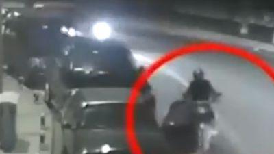 Những tai nạn nguy hiểm khi mở cửa xe ôtô