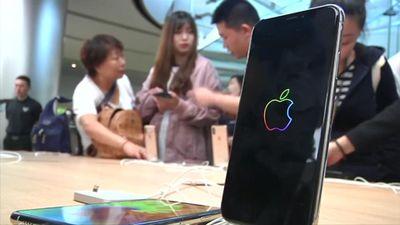 Món quà Apple tặng Trung Quốc: iPhone XS Max 2 sim
