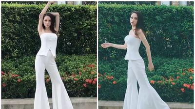 Hoa hậu Hương Giang hướng dẫn 4 cách tạo dáng chuẩn siêu mẫu thật sành điệu