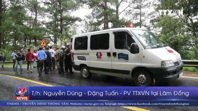 Một du khách Hàn Quốc tử nạn tại Đà Lạt