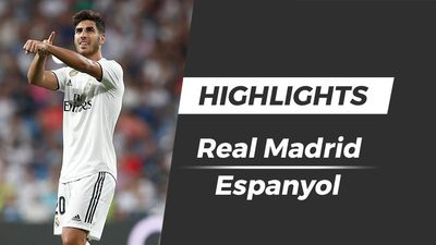 Highlights Real Madrid - Espanyol: Asensio tỏa sáng