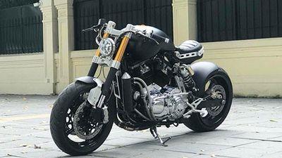 Xế nổ Hellcat X132 'thửa' từ Harley 883 của dân chơi Hà Nội