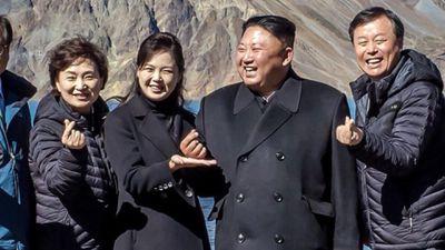 Bất ngờ nhà lãnh đạo Kim Jong-un cũng biết 'bắn tim'