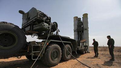 Nga 'trấn' thêm sư đoàn S-400 ở Crimea, phòng tình huống xấu ở Donbass