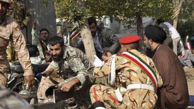 Iran đồng loạt triệu tập phái viên Anh, Hà Lan, Đan Mạch sau vụ xả súng vào lễ diễu binh