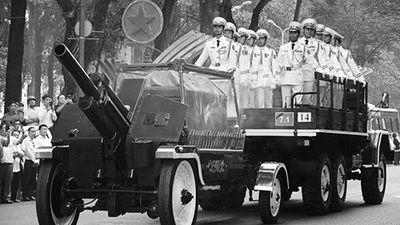 Loại xe được sử dụng tổ chức nghi lễ quốc tang tại Việt Nam