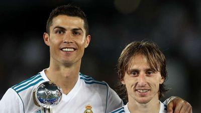 Modric tiếc khi Ronaldo và Messi không dự gala trao giải The Best