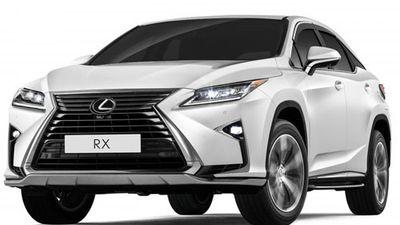 Chi tiết xe sang Lexus RX300 đặc biệt giá 2,44 tỷ đồng