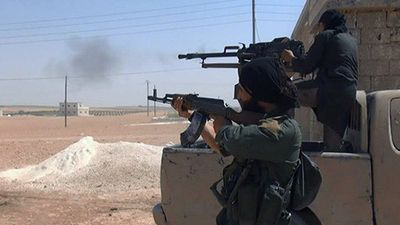 Không cam tâm mất đất, khủng bố HTS quyết phá vòng vây Idlib?