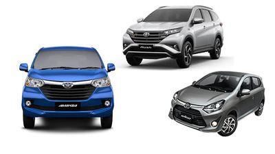 Toàn cảnh lễ ra mắt bộ 3 mẫu xe giá rẻ Toyota Wigo, Avanza và Rush