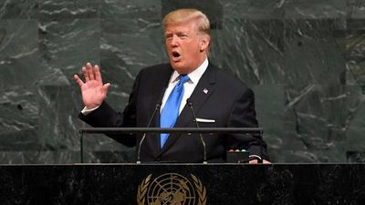 Bài phát biểu gây choáng của ông Trump trước LHQ