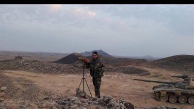 Quân đội Syria hụt hơi trước IS trong tử địa Al-Safa, hoang mạc Sweida