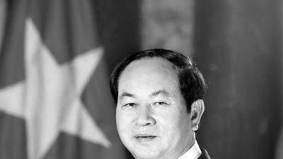 Phó chủ tịch Hạ viện Nga dẫn đầu phái đoàn tới lễ viếng Chủ tịch nước Trần Đại Quang