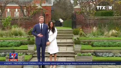 Hoàng gia Anh sắp có thành viên mới