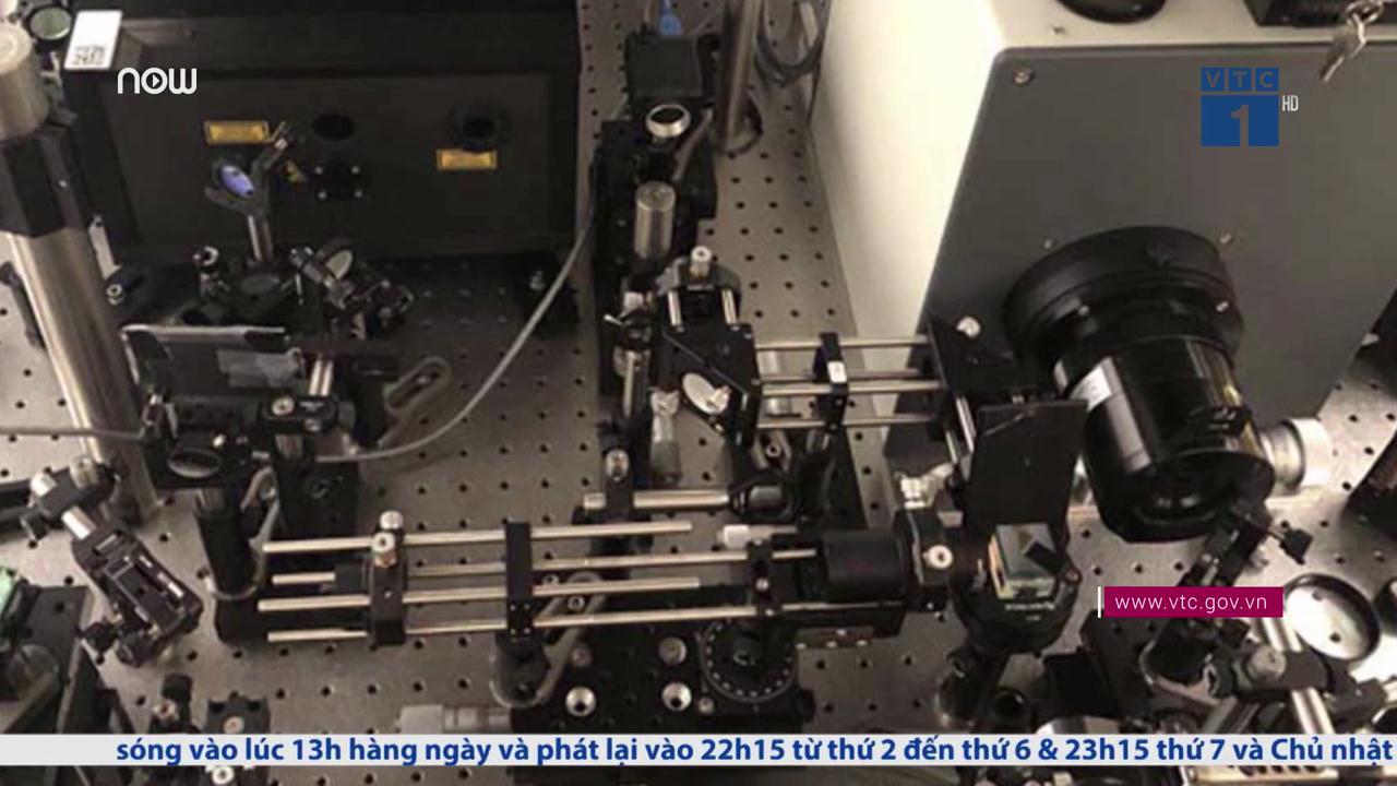 Kinh ngạc máy ảnh 'siêu tốc' chụp 10 nghìn tỷ khung hình/giây
