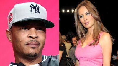 Rapper Mỹ tung video chế giễu Melania Trump để quảng bá album