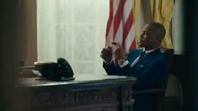 Hình ảnh bà Trump trong video quảng bá album của rapper T.I.