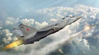 MiG-31 - Tiêm kích chấm dứt sự thống trị bầu trời của SR-71 Mỹ