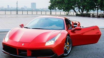 Điều ít biết về siêu xe Ferrari 488 GTB 15 tỷ của Tuấn Hưng