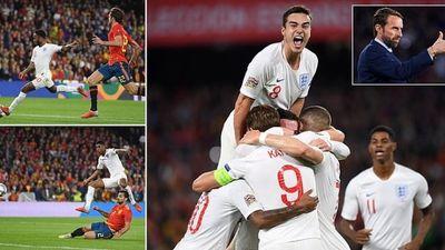 Tuyển Anh thắng sốc, ngăn Tây Ban Nha vào bán kết