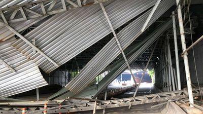 Vụ xe tải làm sập giàn giáo thi công cầu vượt tại hầm Thủ Thiêm: Trần tình của tài xế