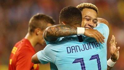 Hà Lan cầm hòa ấn tượng 1 - 1 trước dàn sao khủng của đội tuyển Bỉ