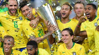 Vắng Messi, Argentina nhận thất bại đáng tiếc trước Brazil