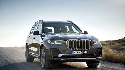 Siêu phẩm BMW X7 2019 lộ diện, giá khởi điểm từ 1,7 tỉ đồng