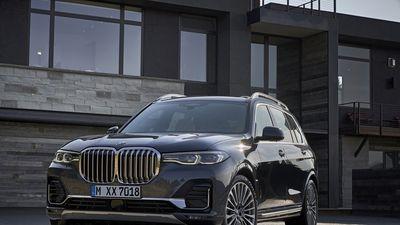 Hình ảnh chi tiết BMW X7 - Mẫu SUV to lớn và sang trọng