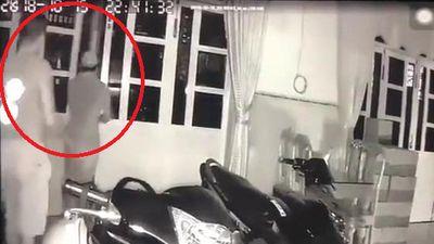 Clip: Trộm đột nhập trong đêm tối, chủ nhà tưởng là người thân