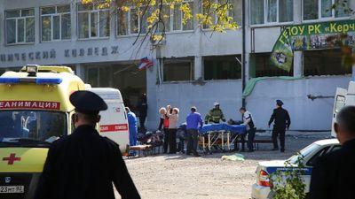 Nghi phạm tự sát, Nga chuyển hướng điều tra vụ khủng bố trường học Crưm
