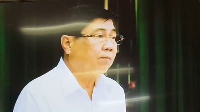 Clip: Lời xin lỗi của Chủ tịch UBND TP với người dân Thủ Thiêm