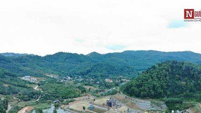Clip: Biệt thự của Mỹ Linh và những căn nhà tiền tỷ giữa rừng phòng hộ tại Sóc Sơn