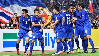 Thái Lan báo tin buồn ở AFF Cup 2018