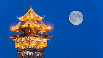 Dự án tham vọng sử dụng Mặt trăng nhân tạo để thay thế đèn đường ở Trung Quốc