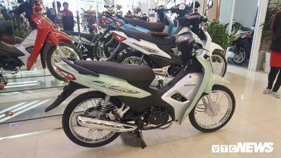 Honda tiếp tục thống trị mảng xe máy tại Việt Nam