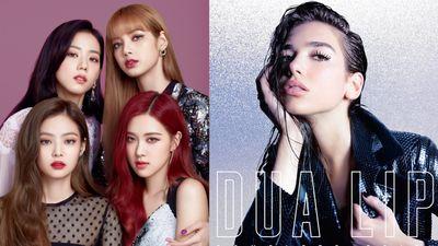 BlackPink được khen ngợi khi hợp tác ngôi sao 9X Dua Lipa