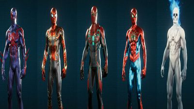 Những bộ giáp tạo nên sức mạnh đặc biệt cho Spider Man