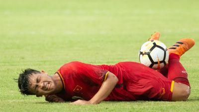 U19 Việt Nam tổn thất lực lượng nghiêm trọng sau trận thua U19 Jordan