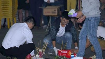 Công an thông tin vụ bé sơ sinh tử vong ở sân chung cư Linh Đàm