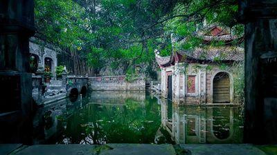 Những tiểu cảnh đẹp mê hồn trong Việt phủ Thành Chương