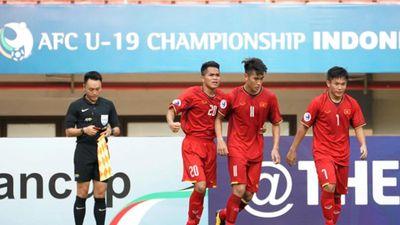 U.19 Việt Nam khởi đầu không suôn sẻ ở VCK U.19 châu Á