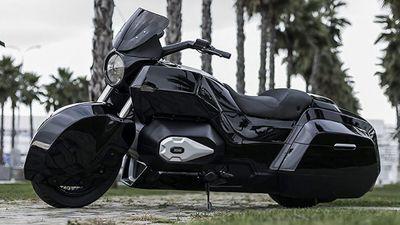 Bí ẩn chiếc mô tô khủng làm nhiệm vụ dẫn đoàn của Tổng thống Putin