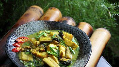 Clip: Công thức nấu ốc chuối đậu chuẩn bị Bắc