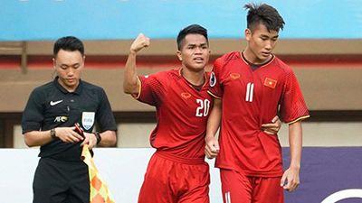 U19 Việt Nam thua ngược đáng tiếc phút 89 ở giải châu Á